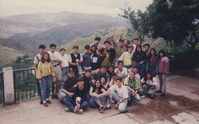 Convivencia 92 del Colegio San José Maristas de Maracay