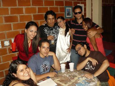 Jeanfreddy Gutiérrez y amigos