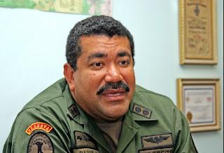 General Gustavo Briceño - Ministro de Guerra