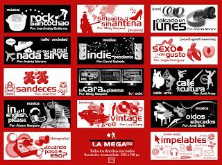 Magazine Web Mega 96.5 FM Maracay