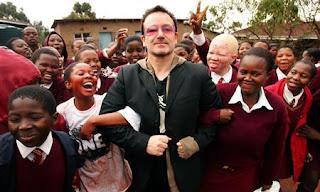 Reuters: Bono