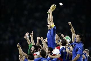 Reuters: Italia en Alemania 2006