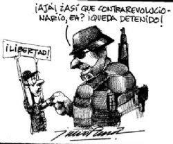 Protestas estudiantiles en Venezuela