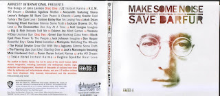 Make some noise - Jhon Lennon - Darfur