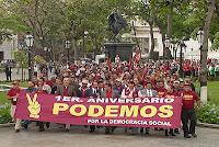 Podemos e Ismael García