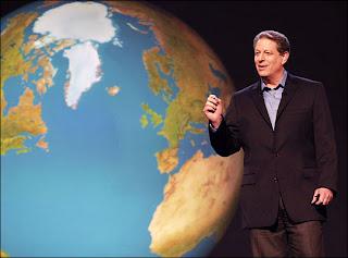 Al Gore Premio Nóbel de la Paz 2007