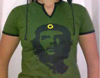 Ché Guevara y Globovisión - Franela de Yon Goicoechea