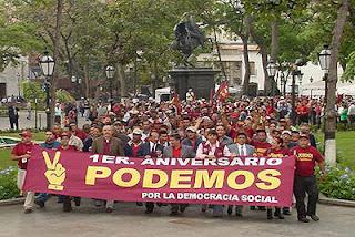 Ismael García y Podemos