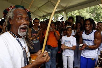 II Encuentro Internacional de Maestres de Capoeira