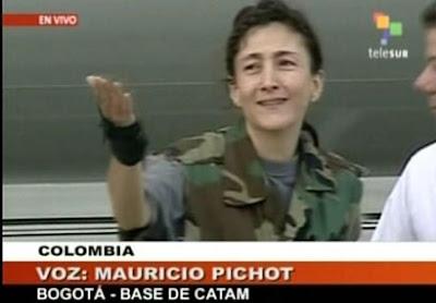 Rescate de Ingrid Betancourt