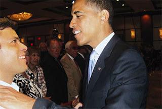 Barack Obama con Leopoldo López - ¿se reunieron?
