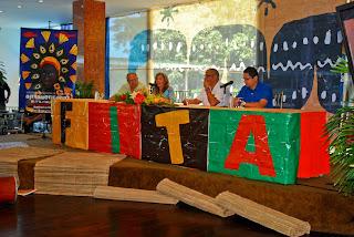 Organizadores FITA 2008