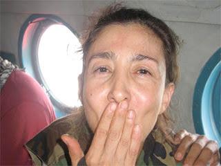 Ingrid Betancourt fotos rescate
