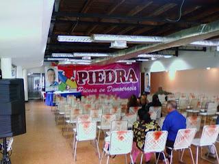 Partido Piedra - Claudio Fermín