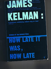 <i>How Late It Was, How Late</i> (1994) -  James Kelman
