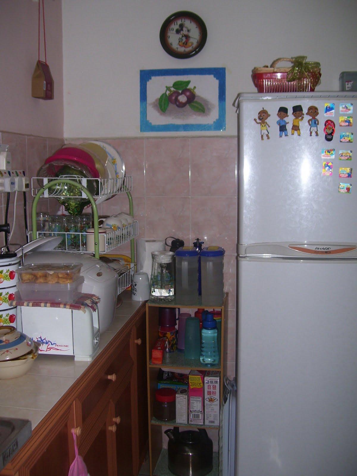 Dapur Yang Cantik Dan Kemas Brad Erva Doce Info