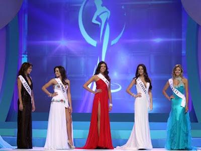 La Alfombra Rosa: Miss Universo 2012: Candidatas en Traje