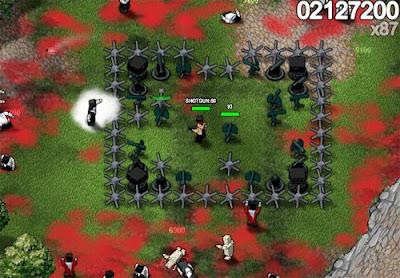 Play boxhead zombie wars