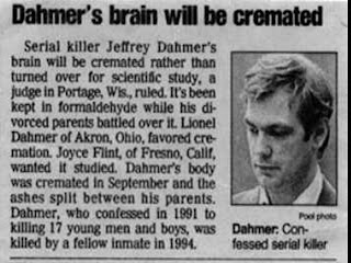 jeffrey dahmer persona Hong kong murders: the psychology of copycat crime jeffrey dahmer if copycat killers temporarily take on the persona of the person they are copying in.