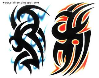 Tattoo Art Colecao De Desenhos Tribais