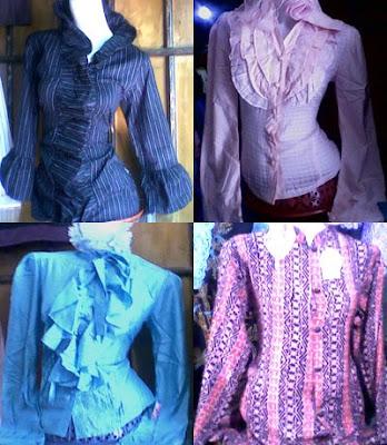 Baju Baju Model Desember Baju Baju Ini Di Desain Untuk Baju Dinas