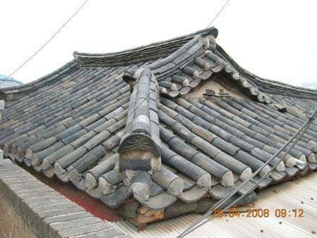 Hello Korea Korean Traditional Curved Roof