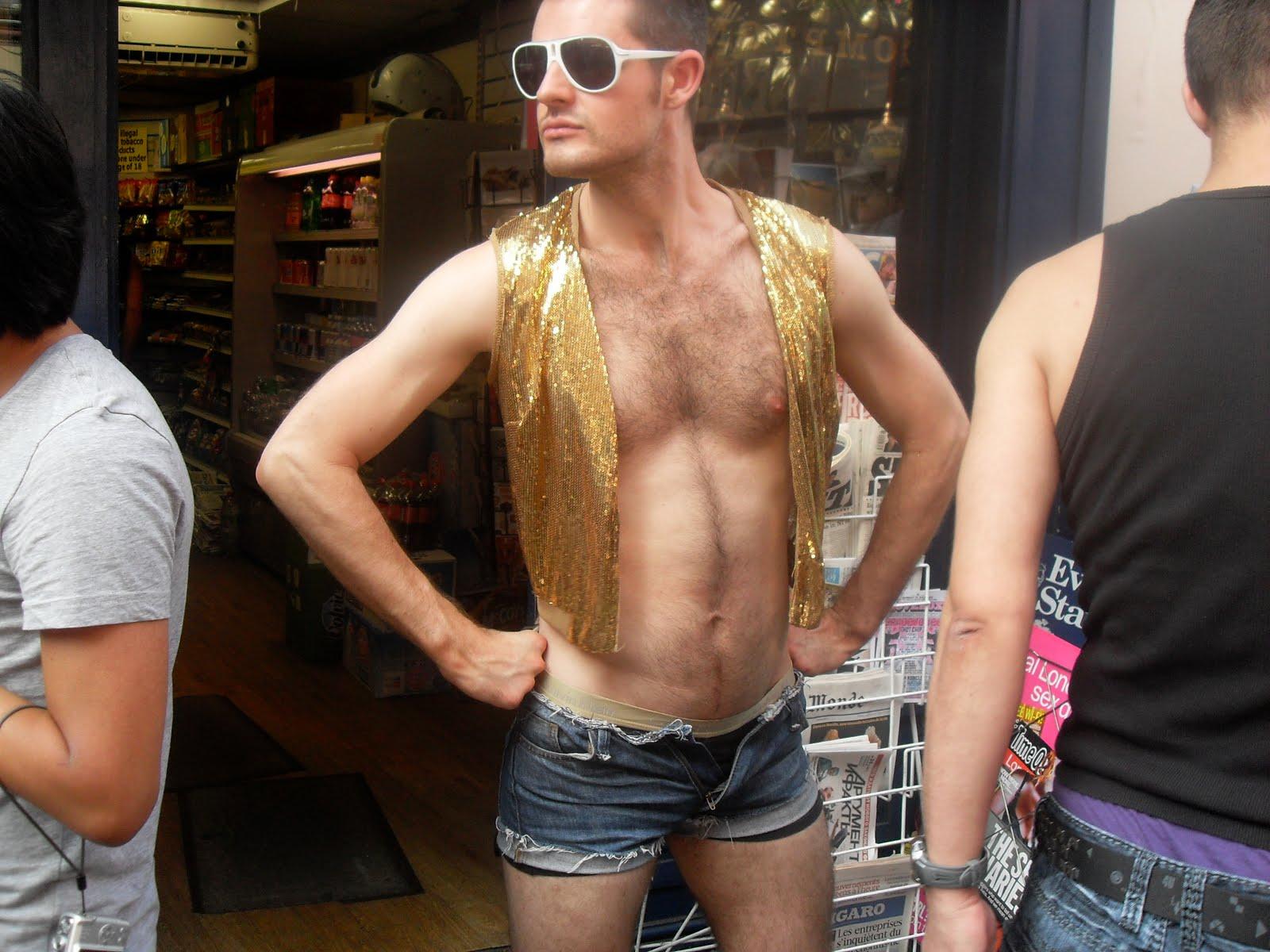 Men's Hotpants