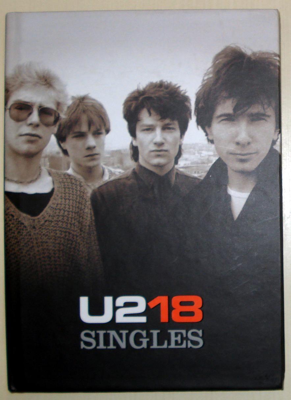 U2  Sombras e rvores Altas U218 Singles  Combo CD