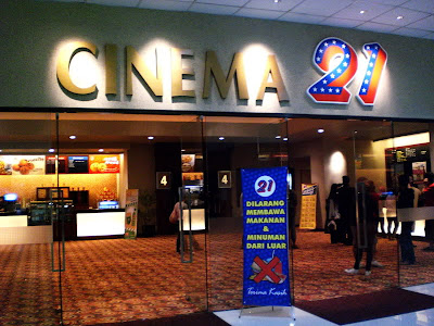 21 Cinema: cheap, everywhere, and cozy enuff