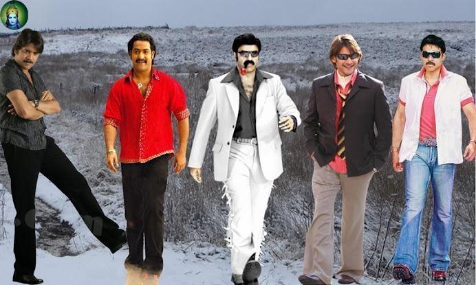 Telugu Hero's