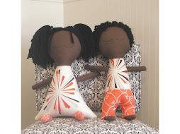 Ethnic Baby Dolls