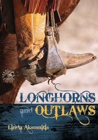 Longhorns and Outlaws cover has arrived