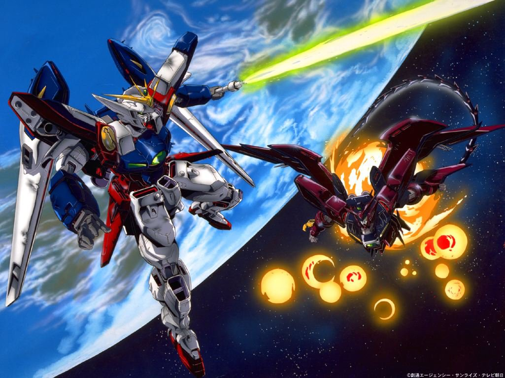 epyon gundam wing - photo #1
