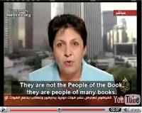 Wafa Sultan na Al-Jazira