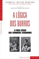Capa de 'A Lógica dos Burros: O lado negro das políticas educativas', de Gabriel Mithá Ribeiro