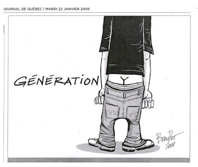 (c) Beaudet / Jornal de Québec (Canadá)