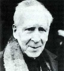Father Henri de Lubac, SJ