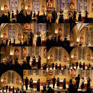 Le Gospel à l'honneur à St Avertin Collage2