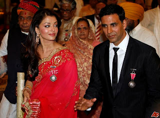 Akshay Kumar Attended The Marriage