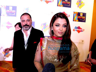 Aishwarya Rai At Zee Cine Awards 2