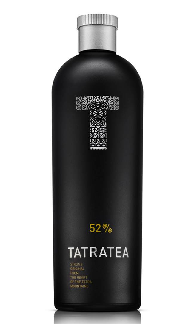 Tatratea On Packaging Of The World Creative Package