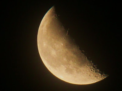 landat på månen