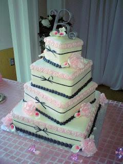 Wedding Cake At Kingston Upon Thames