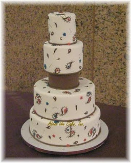 wedding cake makers in mansfield notts cakechannel world of cakes 05 01 2010 06 01 2010 23166