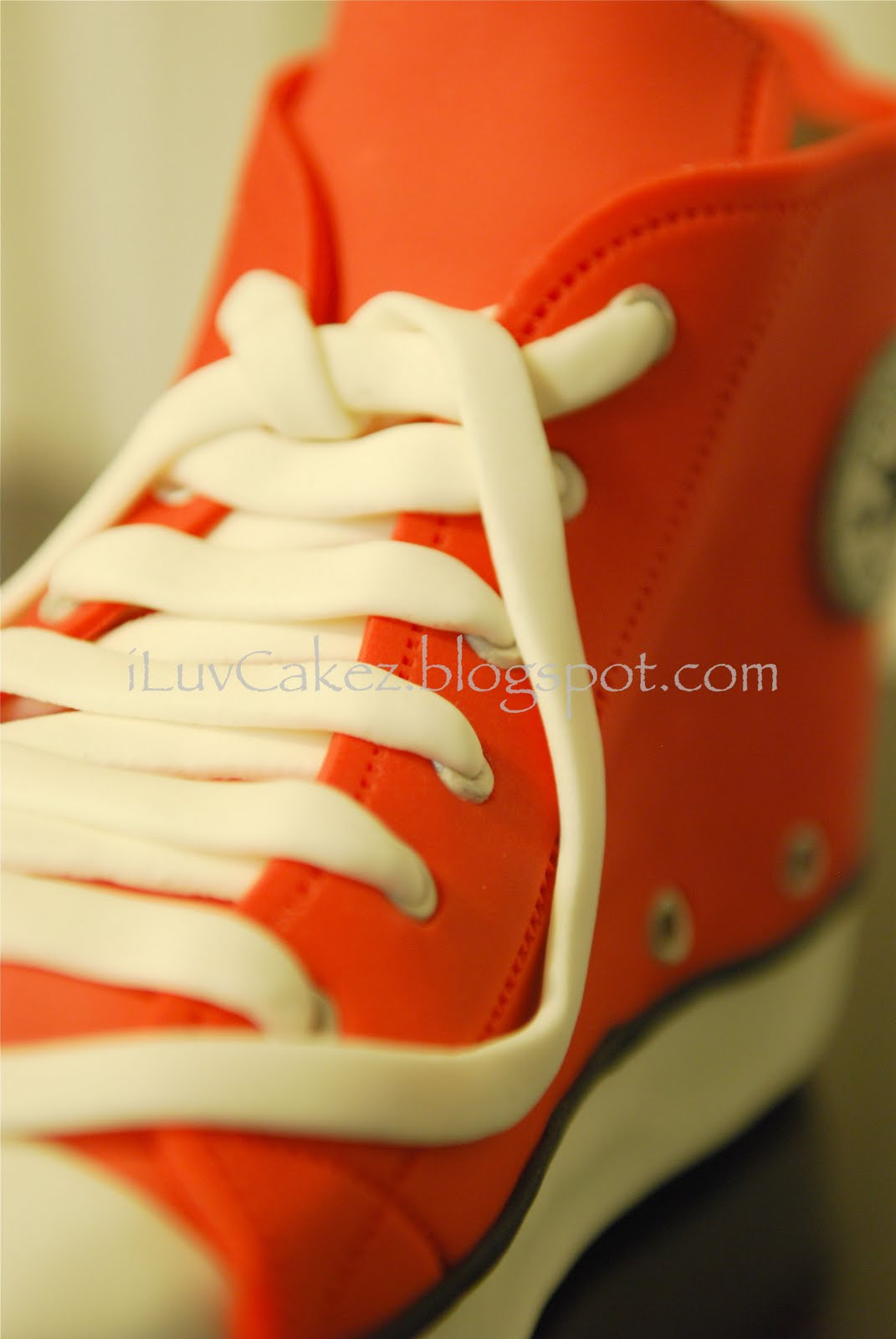 Iluv Cakez Converse Shoe Cake Dea S 12th Birthday
