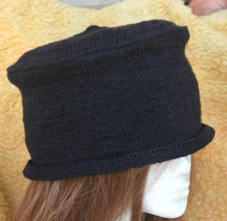 Knitting Pattern Baby Flat Hat : A Stitch Wrangler