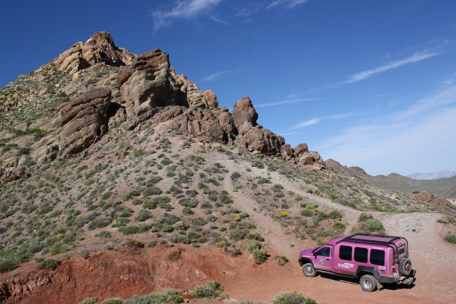 Valley Tours Mojave Brad: Photo Tips From Pink Jeep's Tour Trekker!