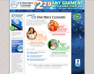 CD One Price Chicago Dry Cleaners