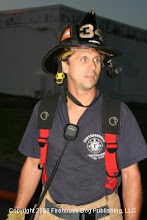 Firefighter Kenny