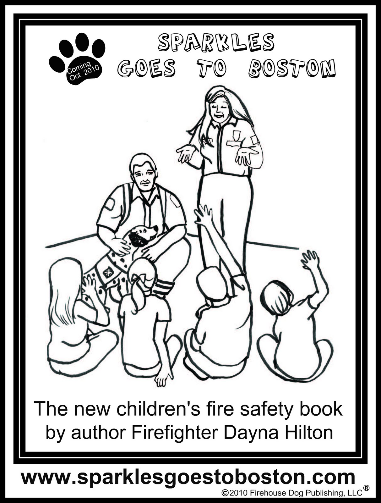Safety Coloring Pages Images Magic Fire Safety Coloring Sheet ... | 1600x1213